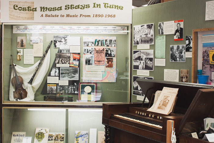 Costa Mesa Historical Society: Music History