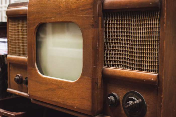 Costa Mesa Historical Society: Vintage TV