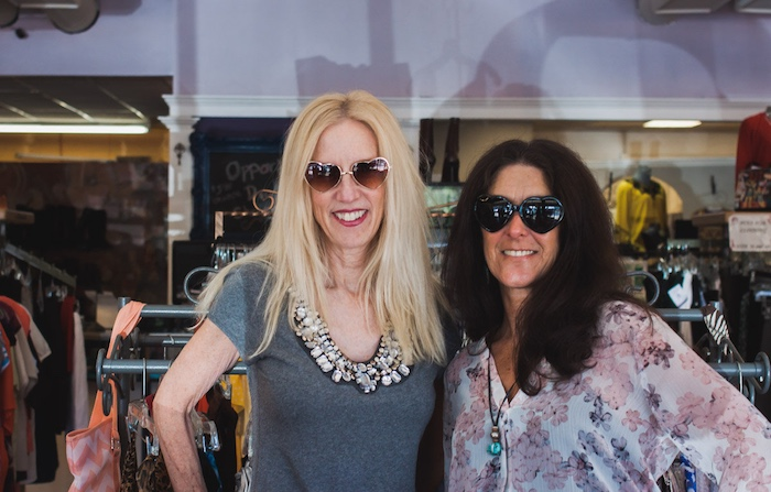 Repeat Boutique: Karen and Cheryl Heart Costa Mesa