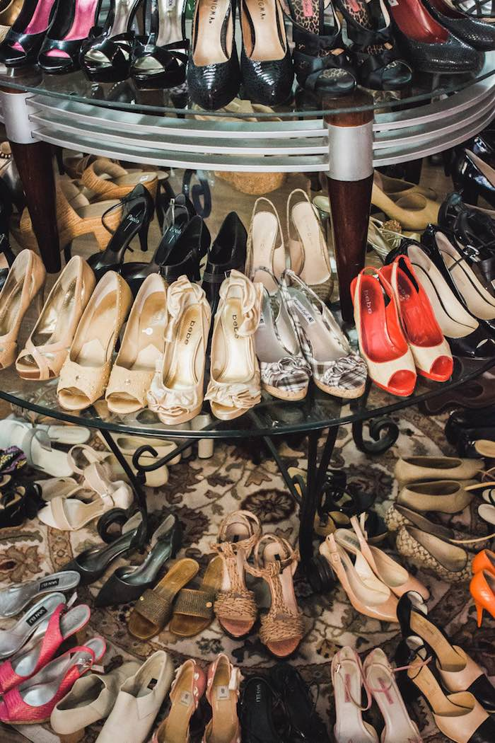 Repeat Boutique: Shoe Selection
