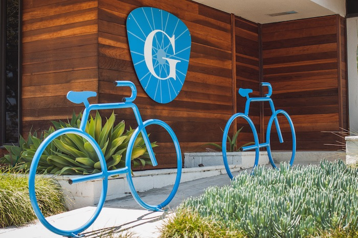 Grit Cycle, I Heart Costa Mesa, Costa Mesa, Blue Bikes, Orange County