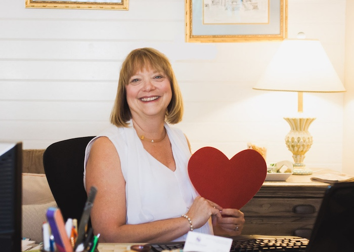 I Heart Costa Mesa: New Directions CEO Rebecca J. Flood