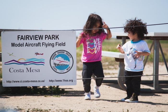 I Heart Costa Mesa: Harbor Soaring Society and Kids