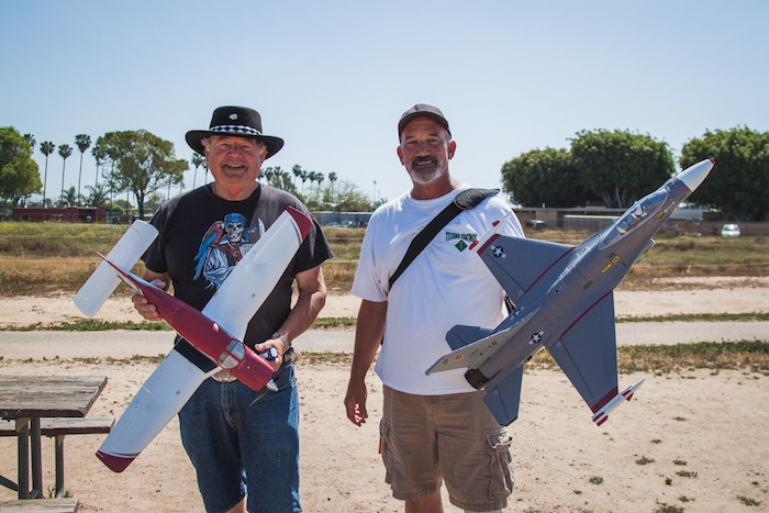 I Heart Costa Mesa: RC Planes at Fairview Park in Costa Mesa