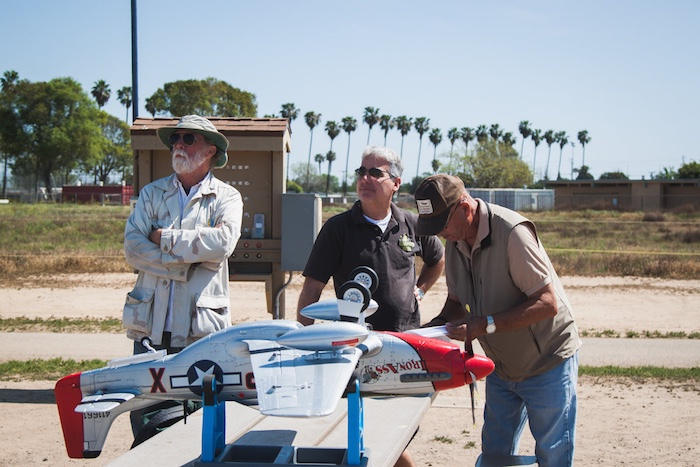 I Heart Costa Mesa: RC Planes The Gang At Fairview Park
