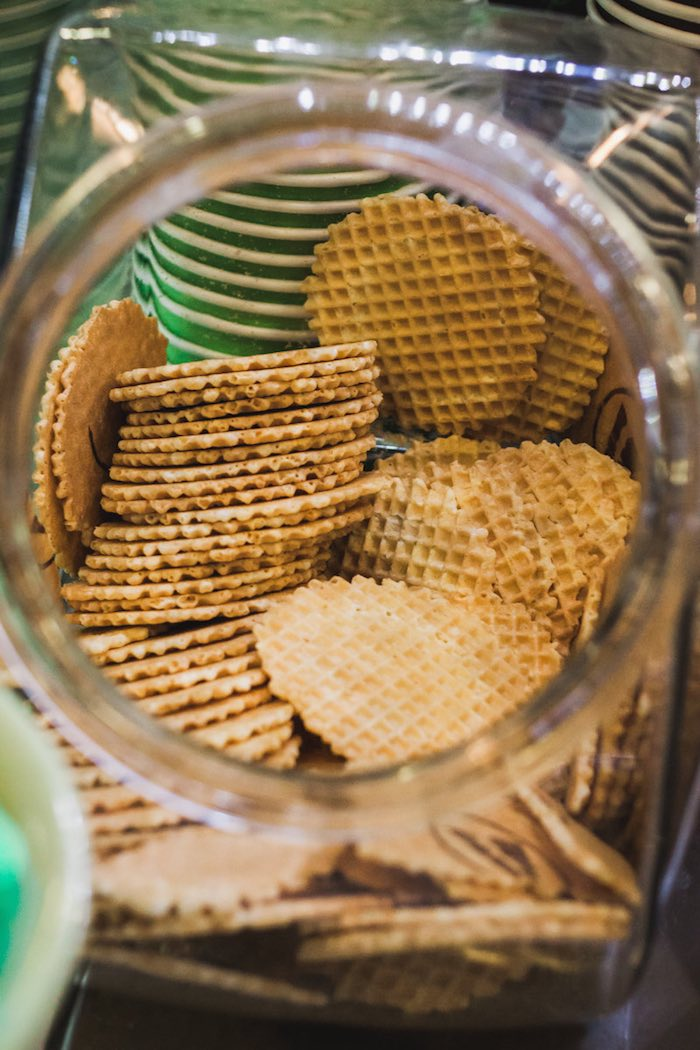 Wafers, Cookies, Treats, Costa Mesa, Vitaly Caffe